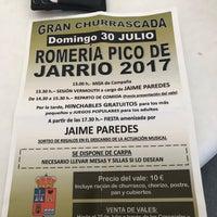 Photo taken at Mirador Del Pico De Jarrio by Luis Z. on 7/30/2017