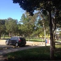 Photo taken at Suzano Papel e Celulose - Fábrica by Luis Z. on 8/8/2014