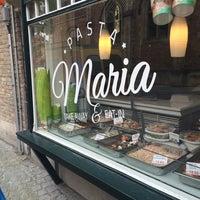 Photo taken at Pasta Maria by Céline . on 5/2/2015