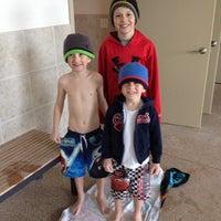 Photo taken at Prospector Village Pool & Hot Tubs by Langdon L. on 3/24/2014