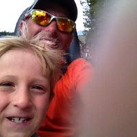 Photo taken at Gold Runner Alpine Coaster by Langdon L. on 6/17/2014