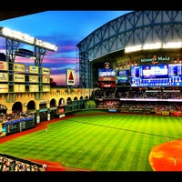 Photo taken at Minute Maid Park by Natalie on 5/5/2013