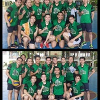 Photo taken at AES Covered court by Keizer Villamonte A. on 6/1/2014