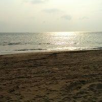 Photo taken at Marina Anyer Villa & Resort by Rizqi N. on 8/9/2014