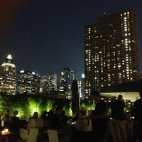 Photo taken at The Terrace at Yotel by Lara S. on 6/21/2013