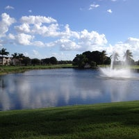 Photo taken at Doral Park Golf & Country Club by Othon D. on 10/22/2012