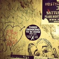 Photo taken at The Dive Bar by td2bd D. on 12/23/2012
