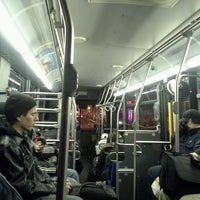 Photo taken at MTA Bus - Q33 by Olena S. on 2/15/2013