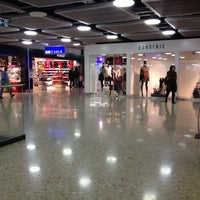Photo taken at easyJet Check-In by Dusik B. on 10/15/2012
