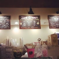 Photo taken at Village Creamery and Sweet Shop by Tyler P. on 9/24/2014