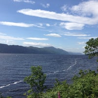 Photo taken at Loch Ness by Andrew K. on 7/6/2013