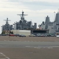 Photo taken at Naval Station San Diego by Diane D. on 7/21/2013