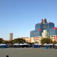 Photo taken at Ogimachi Park by Hiroshi K. on 11/3/2012