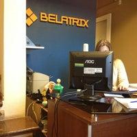 Photo taken at Belatrix by Gaston K. on 5/8/2013
