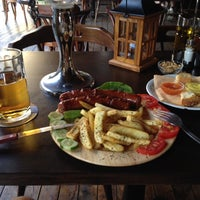 Photo taken at Kelari Beerhouse by Денис Д. on 7/27/2014