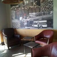 Photo taken at Starbucks by John W. on 2/24/2013