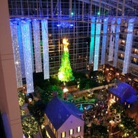 Photo taken at Gaylord National Resort & Convention Center by Debbie I. on 11/28/2012