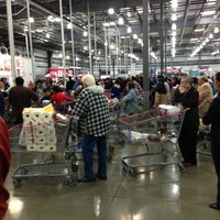 Photo taken at Costco Wholesale by Chris B. on 12/30/2012