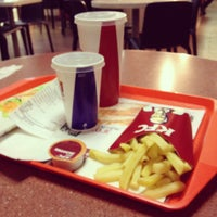 Photo taken at KFC by Michael S. on 10/9/2012