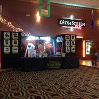 Photo taken at Marcus Crosswoods Cinema by Tina C. on 12/18/2015