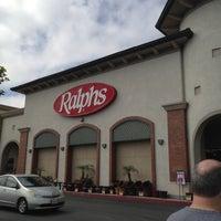 Photo taken at Ralphs by Tina C. on 6/22/2013
