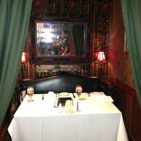 Photo taken at The Bombay Club by Deanna M. on 3/24/2013
