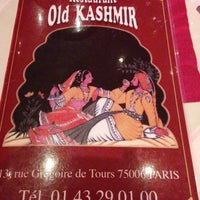 Photo taken at Old Kashmir by Aslıcan A. on 11/15/2014