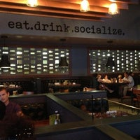 Photo taken at BRGR Kitchen + Bar by Eric D. on 8/29/2013