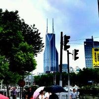 Photo taken at Le Royal Méridien Shanghai | 上海世茂皇家艾美酒店 by Jim L. on 9/19/2012