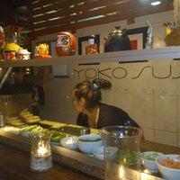 Photo taken at Yoko Sushi by Bryan S. on 11/23/2012