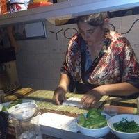 Photo taken at Yoko Sushi by Bryan S. on 1/16/2013