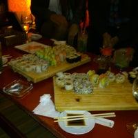 Photo taken at Yoko Sushi by Bryan S. on 3/1/2013