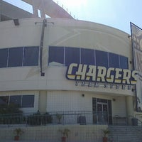 Photo taken at Chargers Team Store by Luis F. on 6/19/2014