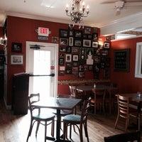 Photo taken at 2 Dog Restaurant by Jenann G. on 2/22/2014