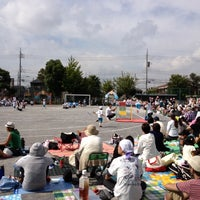 Photo taken at こじか幼稚園 by hoge h. on 10/6/2012