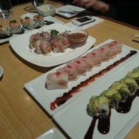 Photo taken at Kabuki Japanese Restaurant by Michi S. on 2/21/2013