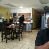 Photo taken at Frank-El Soul Food Restaurant by Roxanne K. on 9/7/2013