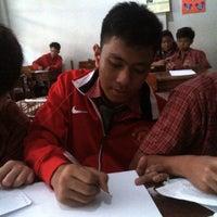 Photo taken at SMA PELITA TIGA RAWAMANGUN by Ardy A. on 5/20/2013