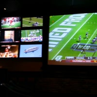Photo taken at Frankie's Sports Bar & Grill by Terrill R. on 9/22/2012