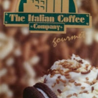 Photo taken at Italian Coffee Company by Rulo R. on 1/17/2015