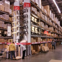 Photo taken at IKEA by William M. on 3/24/2013