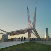 Photo prise au SkyDance Bridge par William M. le4/20/2013