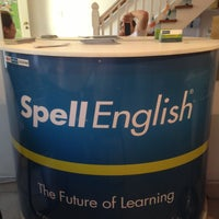 Photo taken at Spell English by Alessandro M. on 5/4/2013