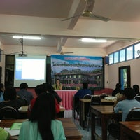 Photo taken at โรงเรียนบ้านปางสุด by KrooToe S. on 7/10/2013