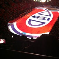 Photo taken at Bell Centre by Florence S. on 3/13/2013