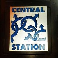Снимок сделан в Central Station пользователем Артём П. 9/28/2013