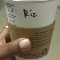 Photo taken at Starbucks by Razia A. on 6/27/2014