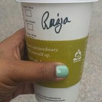 Photo taken at Starbucks by Razia A. on 5/9/2014