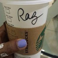 Photo taken at Starbucks by Razia A. on 6/13/2014