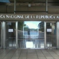 Photo taken at Biblioteca Nacional by Germán S. on 1/19/2013